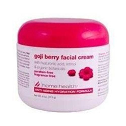 Facial Cream Goji Berry 4 OZ by Home Health
