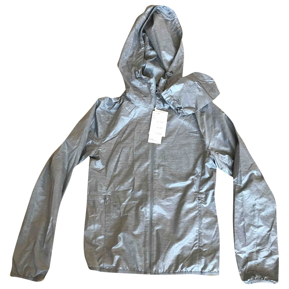 Uniqlo \N Silver jacket for Women XXS International