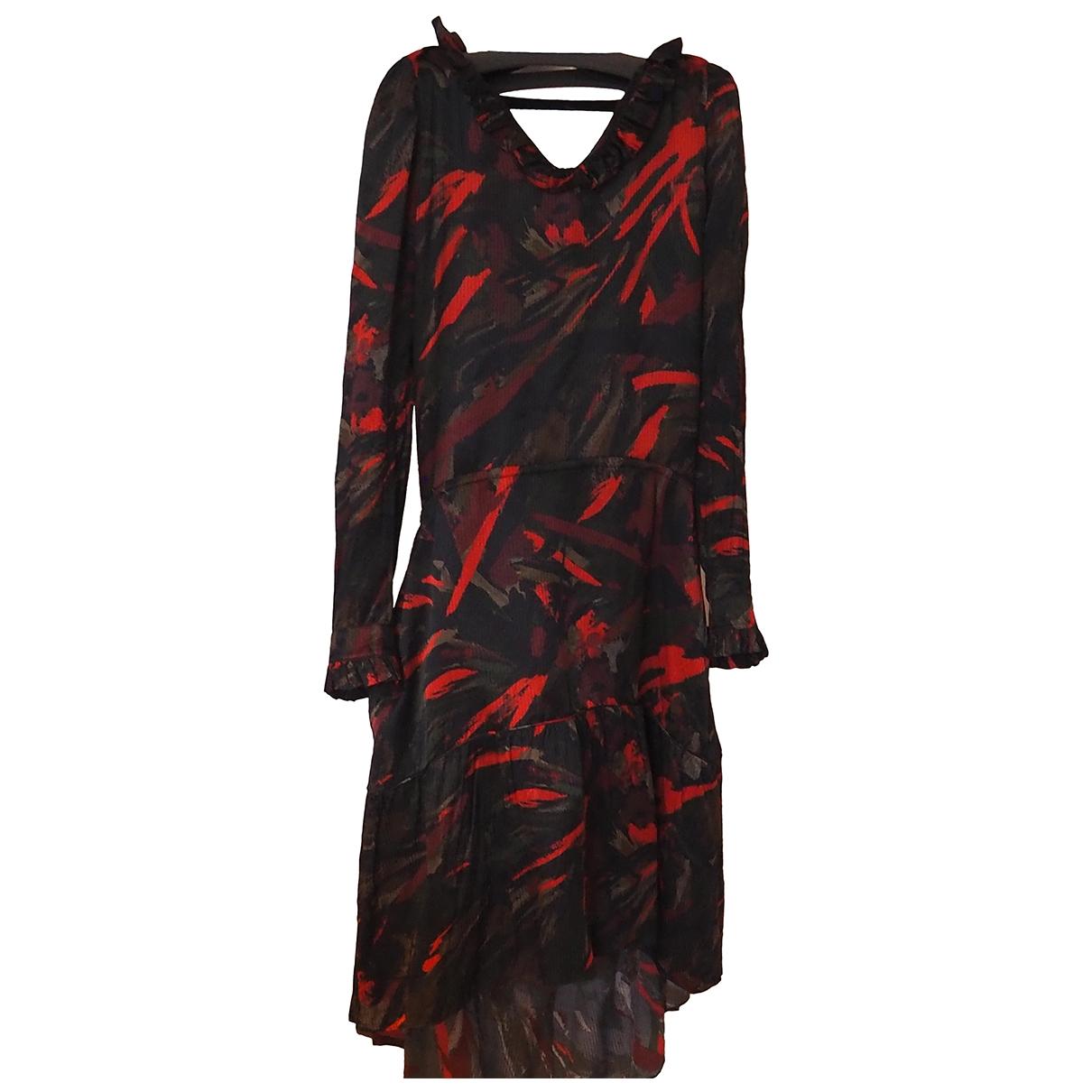 Balenciaga - Robe   pour femme en soie