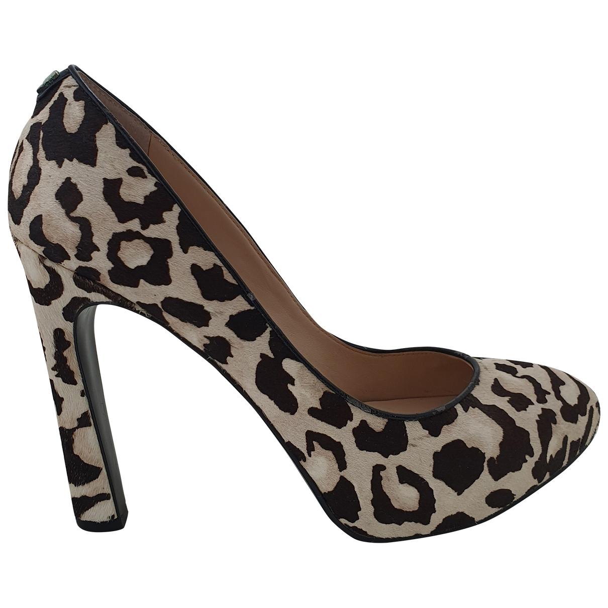 Guess \N Pony-style calfskin Heels for Women 39 EU