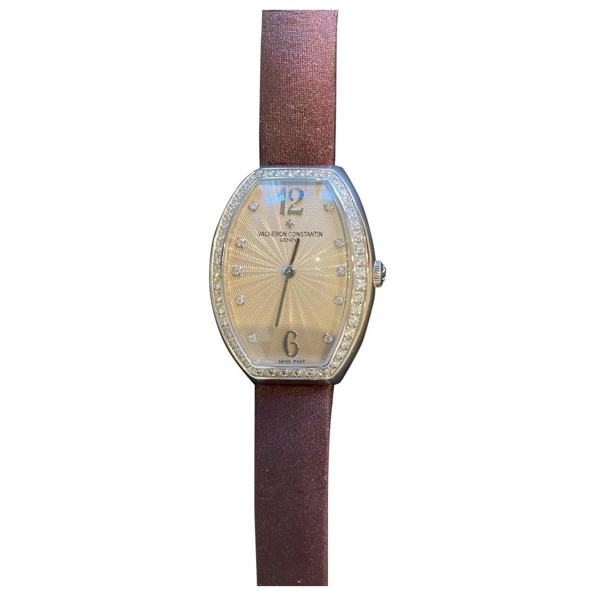 Reloj de Platino Vacheron Constantin