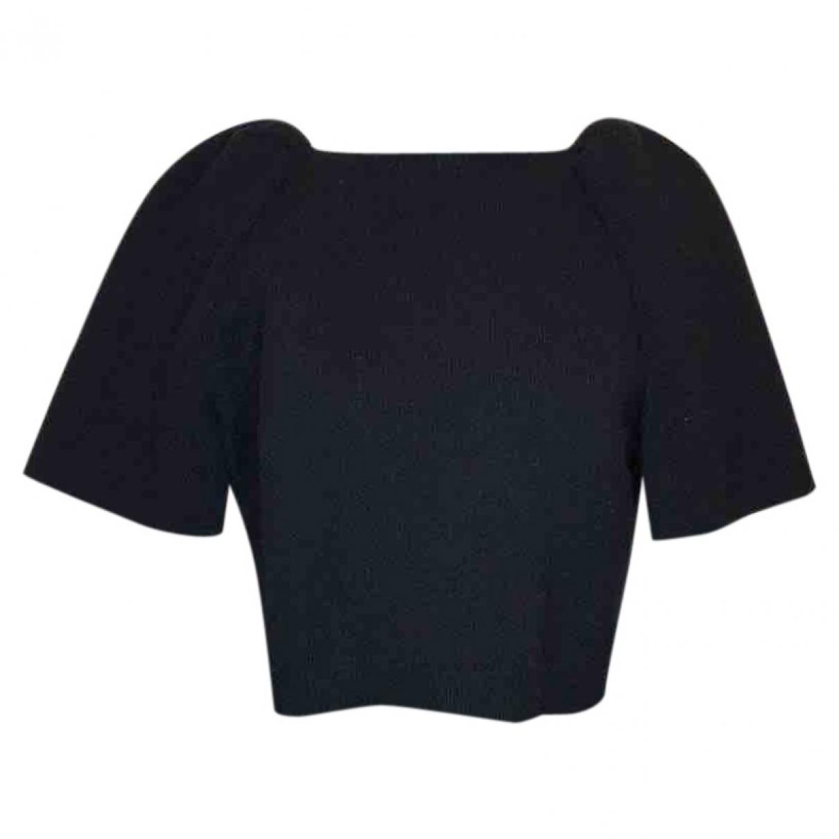 Giambattista Valli \N Black Wool  top for Women S International