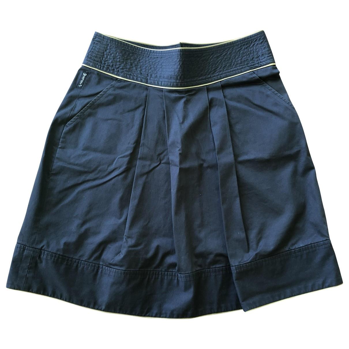 Armani Jeans \N Rocke in  Blau Baumwolle