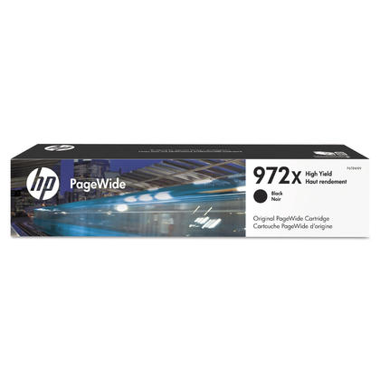 HP 972X F6T84AN Original Black PageWide Ink Cartridge High Yield