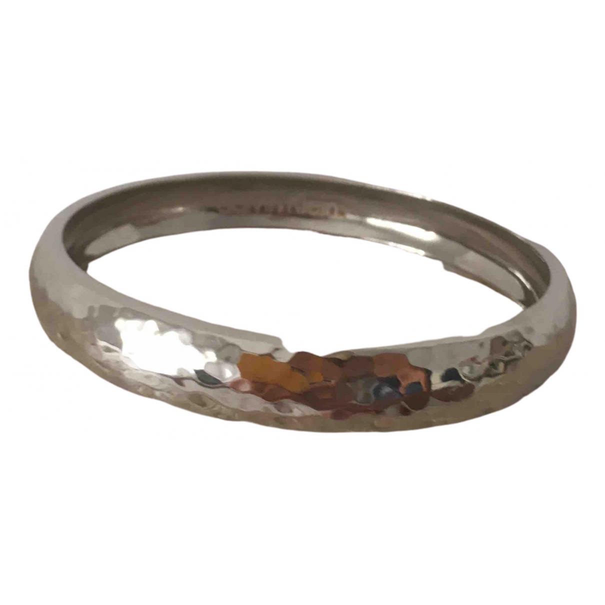 Calvin Klein - Bracelet   pour femme en metal - argente