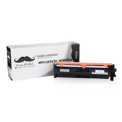 Compatible HP LaserJet Pro MFP M130FW Black Toner Cartridge - With Chip - Moustache