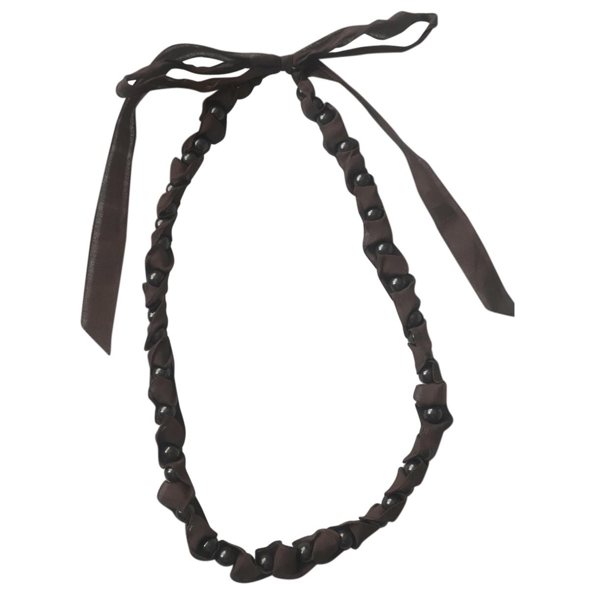 Collar de Lona Lanvin