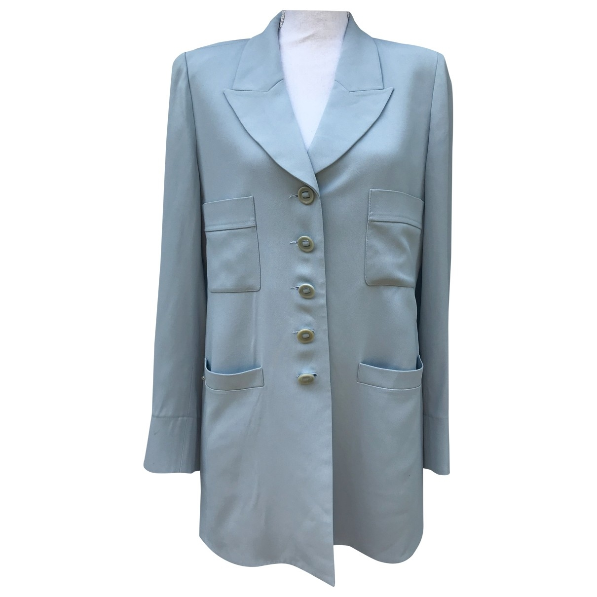 Sonia Rykiel \N Blue jacket for Women M International