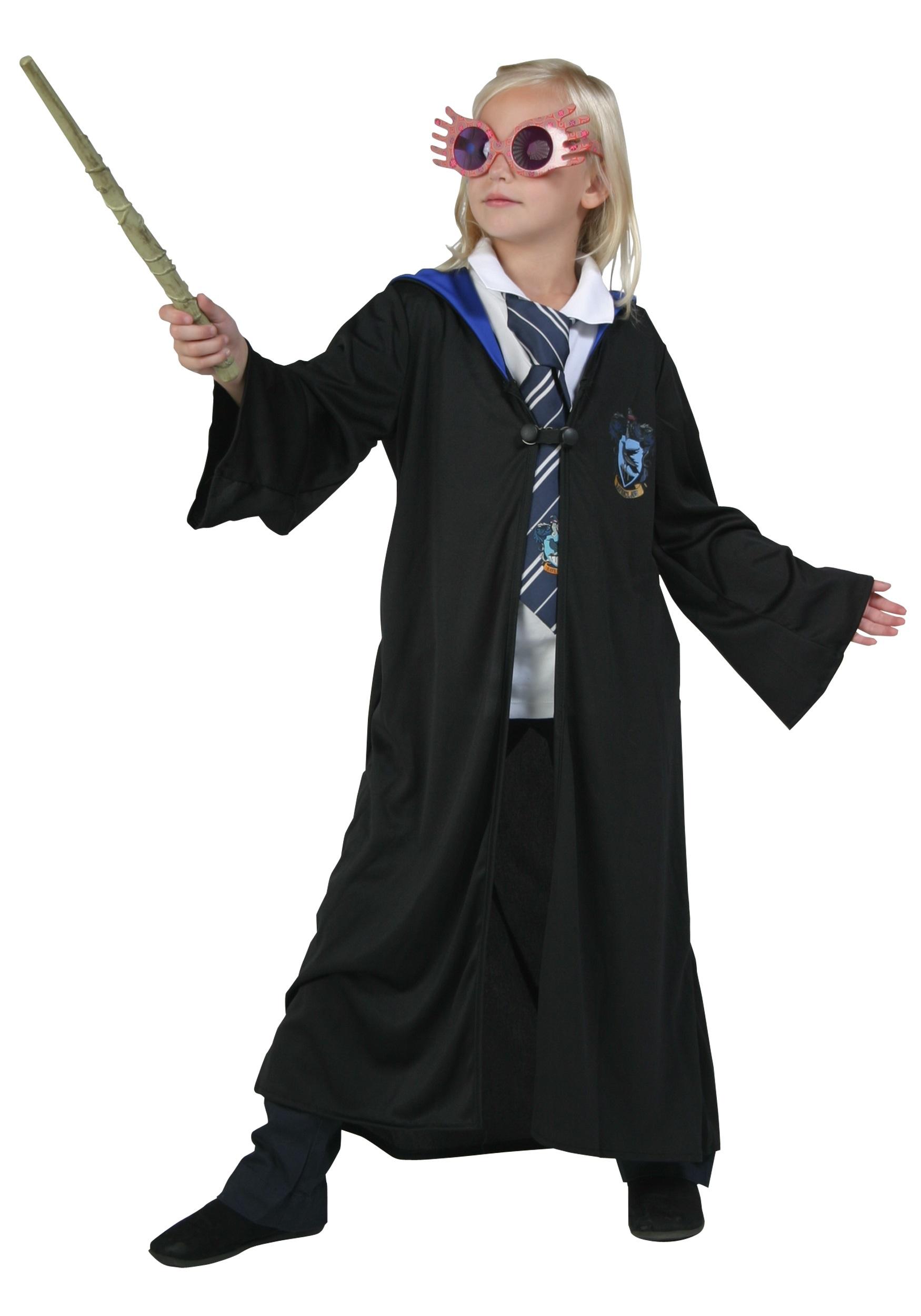 Luna Lovegood Kids Costume