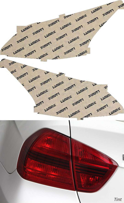 Nissan Maxima 09-11 Tint Tail Light Covers Lamin-X N230T