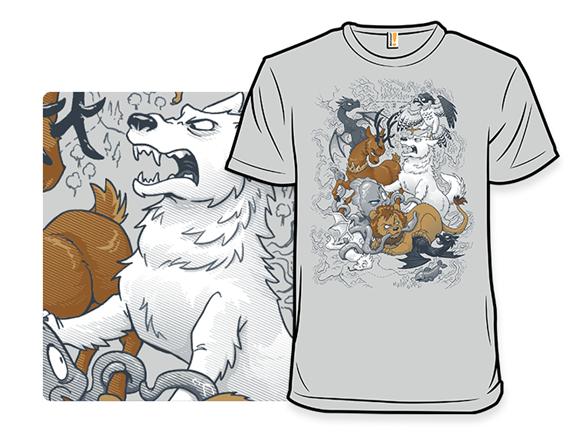 Battle Of Thrones T Shirt