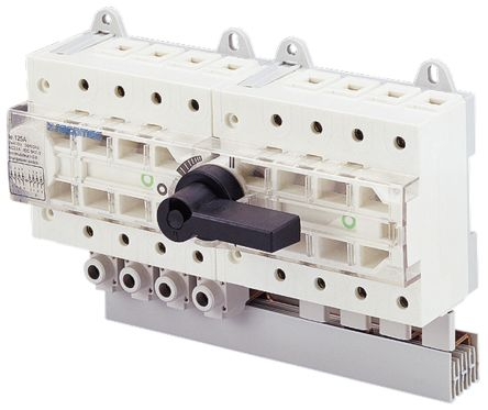 Socomec SIRCO Bridging Bar, For Use With SIRCO VM1 Manually Operated Transfer Switching Equipment