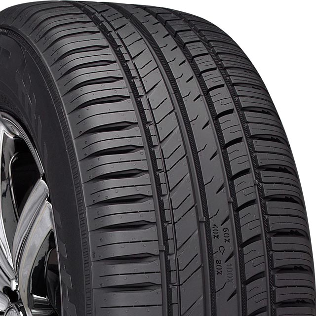 Nokian Tire T429374 Entyre 2.0 Tire 235/45 R17 97VxL BSW