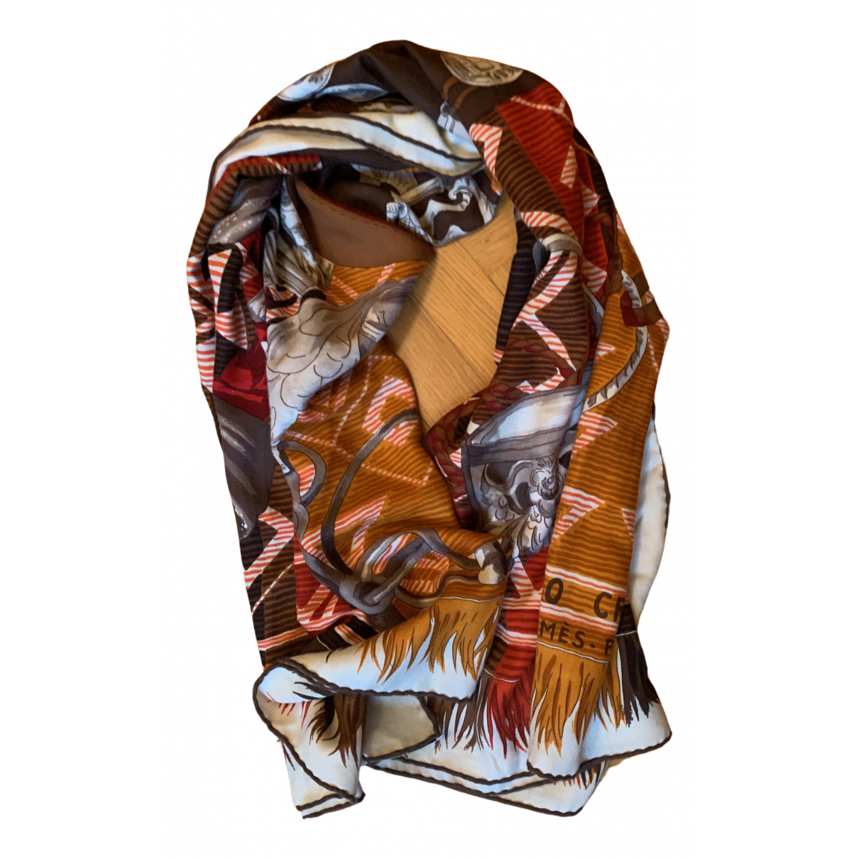 Bufanda de Cachemira Hermes