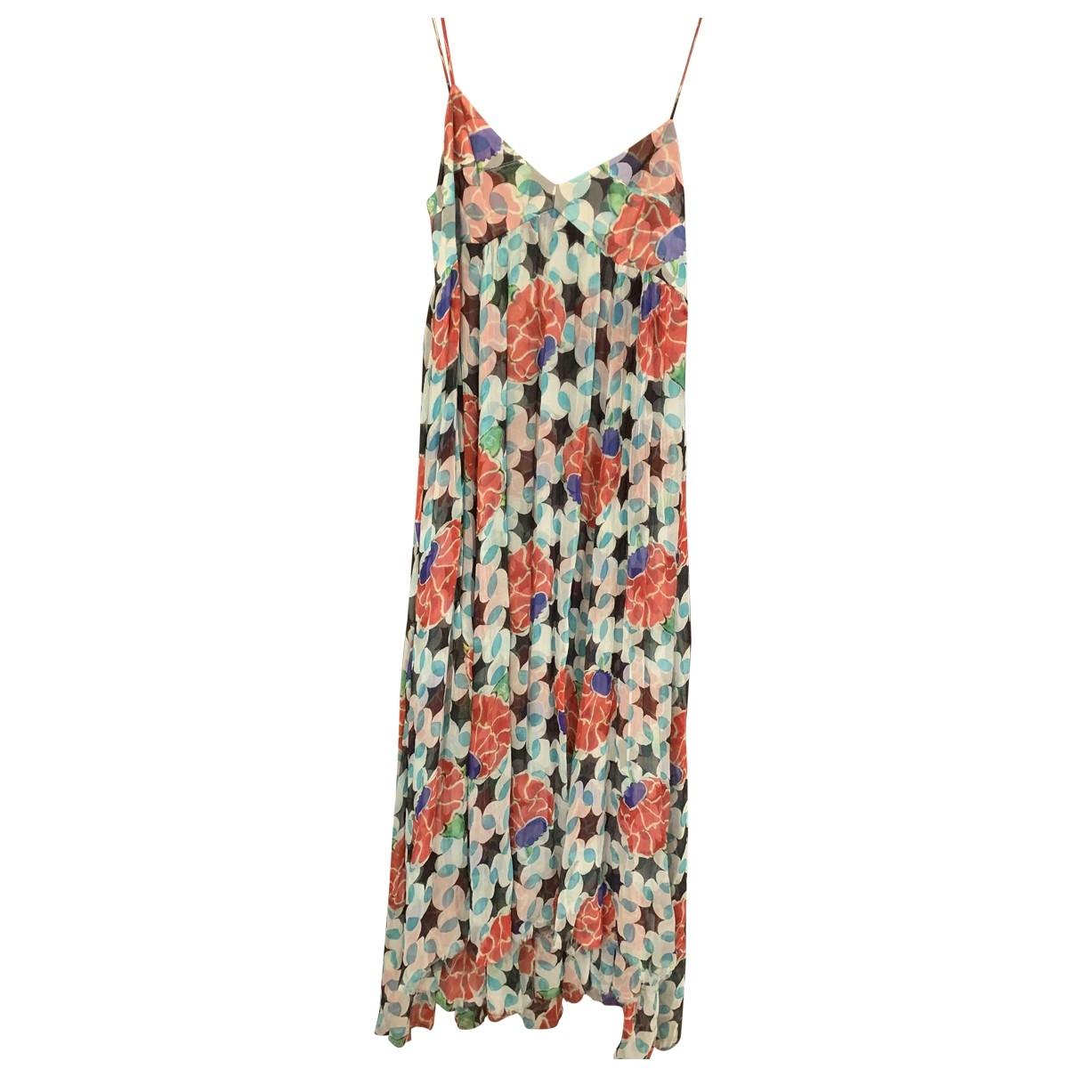 Chanel \N Multicolour Silk dress for Women 42 FR