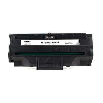 Compatible Samsung ML-1210D3 Black Toner Cartridge - Moustache@ - 1/Pack
