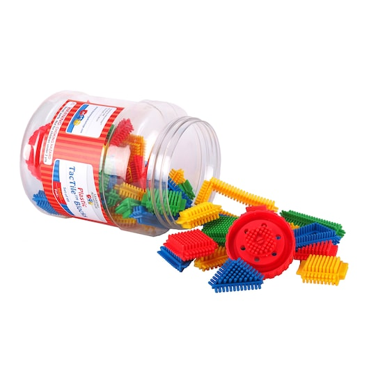 Tactile™ Blocks, 49 Pieces By Learning Advantage | Michaels®