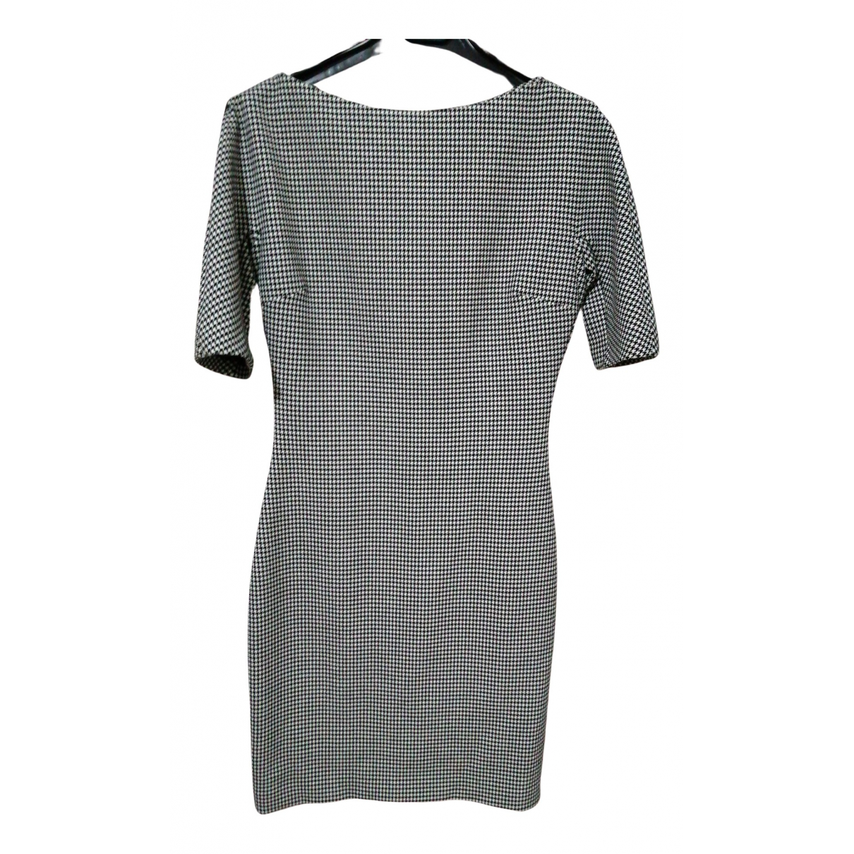 Zara - Robe   pour femme en coton - elasthane