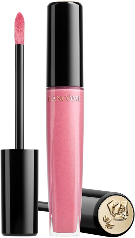 L'Absolu Gloss - 319 Rose Caresse (creamy bubble gum)