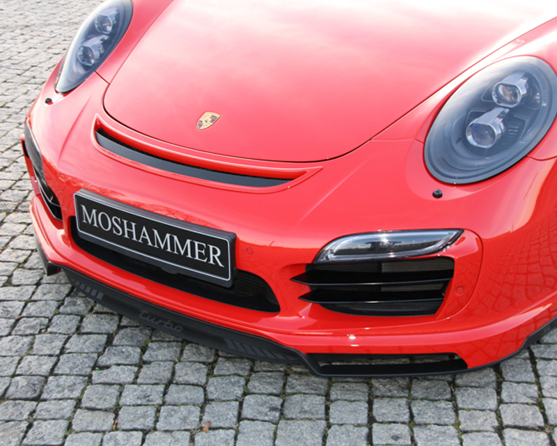 Moshammer P991.20.1010 Front Bumper Air Vent Grill Porsche 991 Turbo | Turbo S Clearance