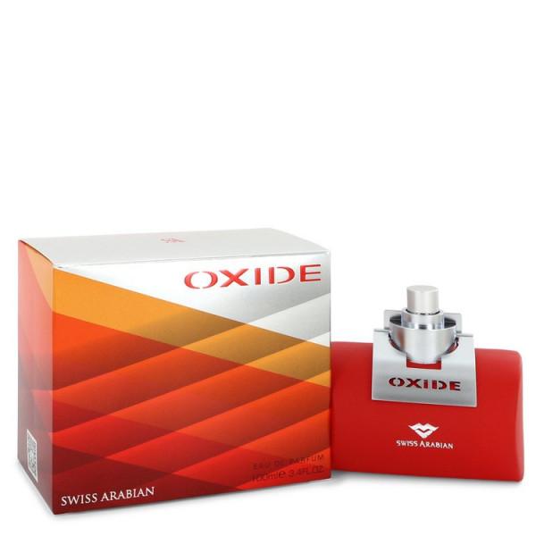 Swiss Arabian - Oxide : Eau de Parfum Spray 3.4 Oz / 100 ml