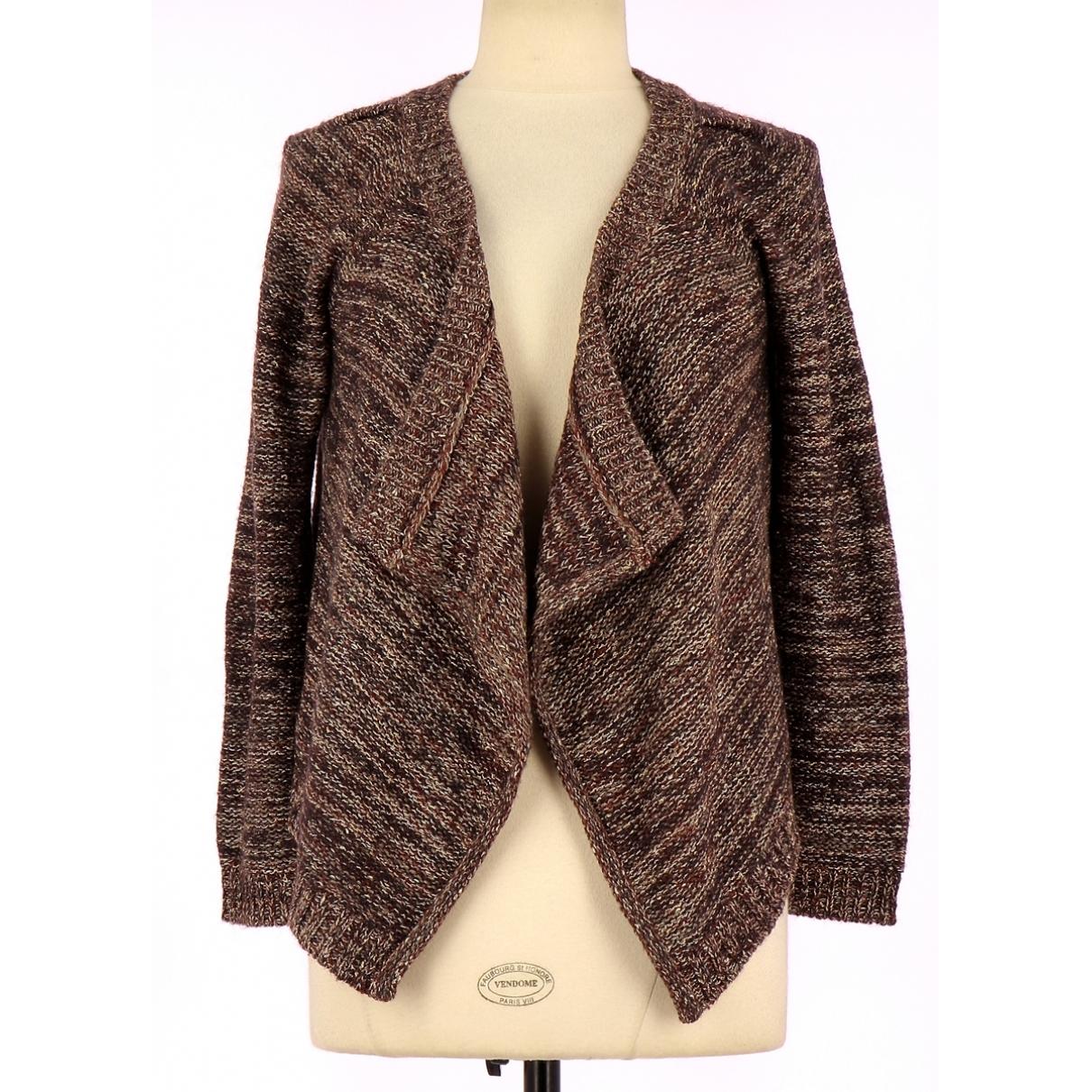 Comptoir Des Cotonniers \N Brown Knitwear for Women 36 FR