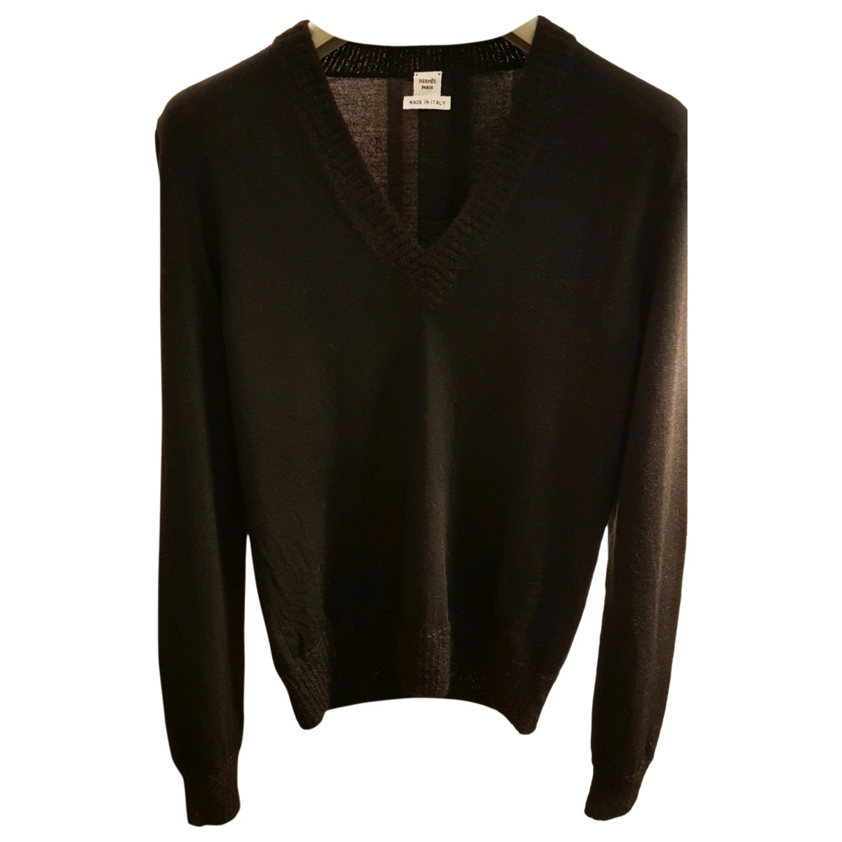 Hermès \N Black Cashmere Knitwear for Women L International