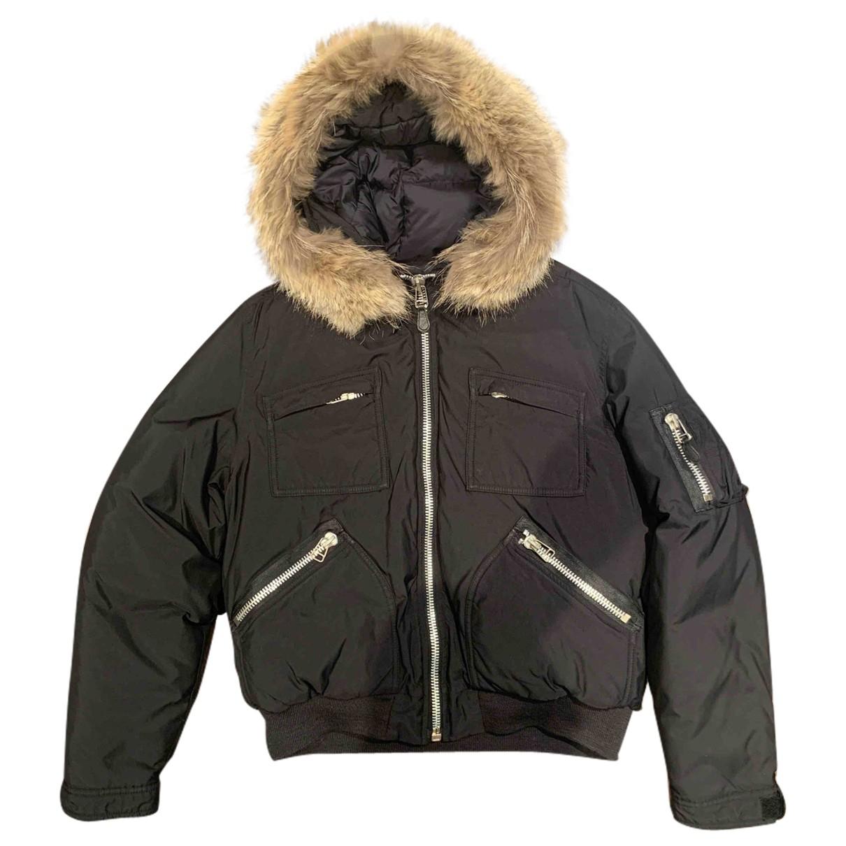 Ralph Lauren N Black coat for Women L International