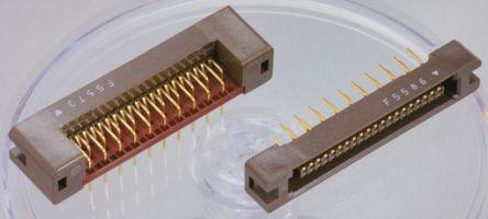 KEL Corporation , 8931E, 80 Way, 2 Row, Right Angle PCB Header
