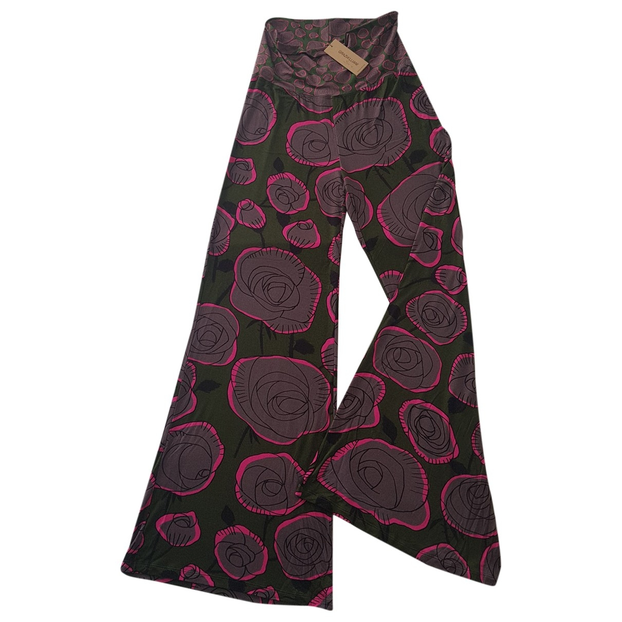 Non Signé / Unsigned \N Trousers for Women 46 IT