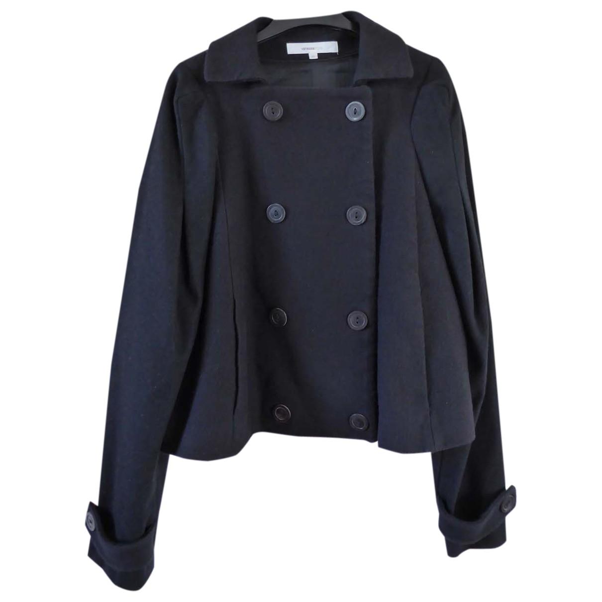 Vanessa Bruno \N Black Wool jacket for Women 38 FR