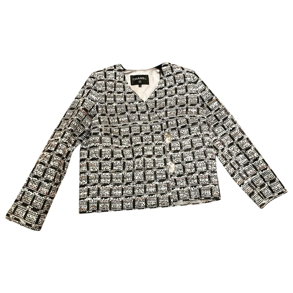 Cazadora Tweed Chanel