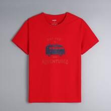 Camisetas Dibujos animados Casual