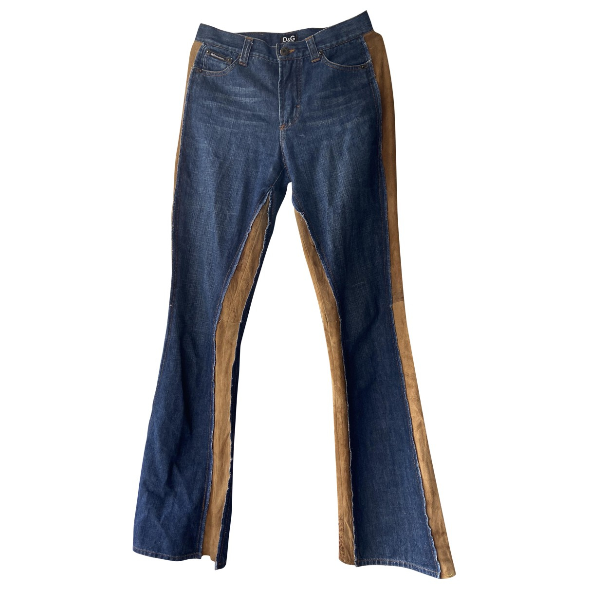 D&g \N Jeans in  Blau Denim - Jeans
