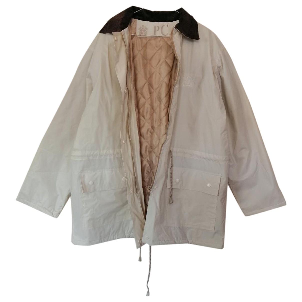 Non Signé / Unsigned N Beige coat for Women L International