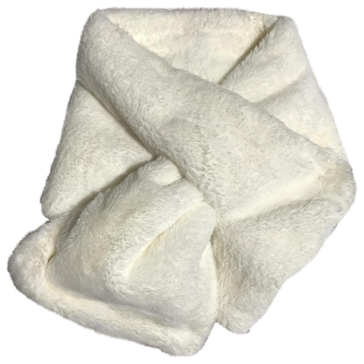 Autre Marque N White scarf for Women N