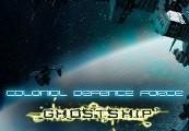 CDF Ghostship Steam CD Key