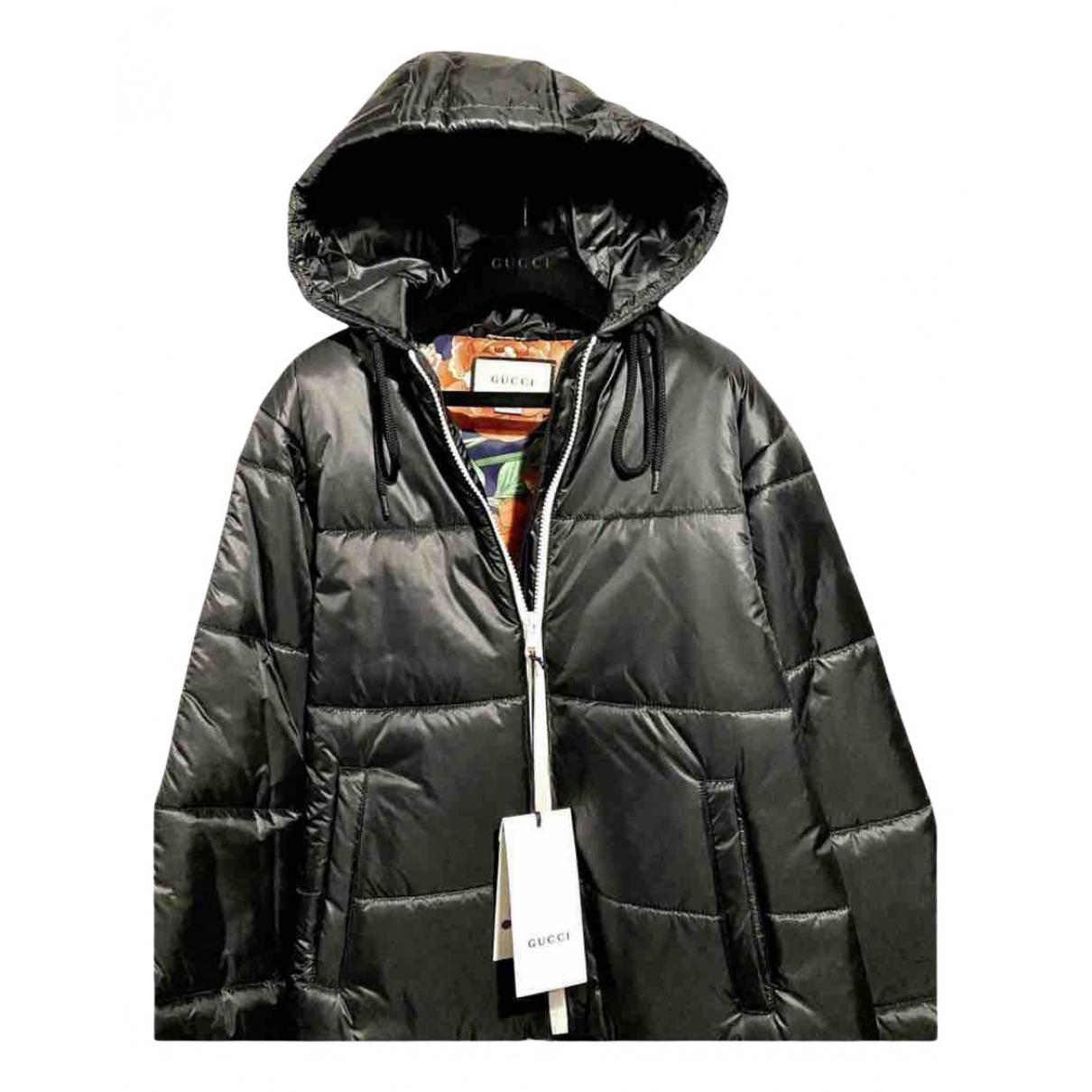 Gucci N Black coat for Women 38 IT