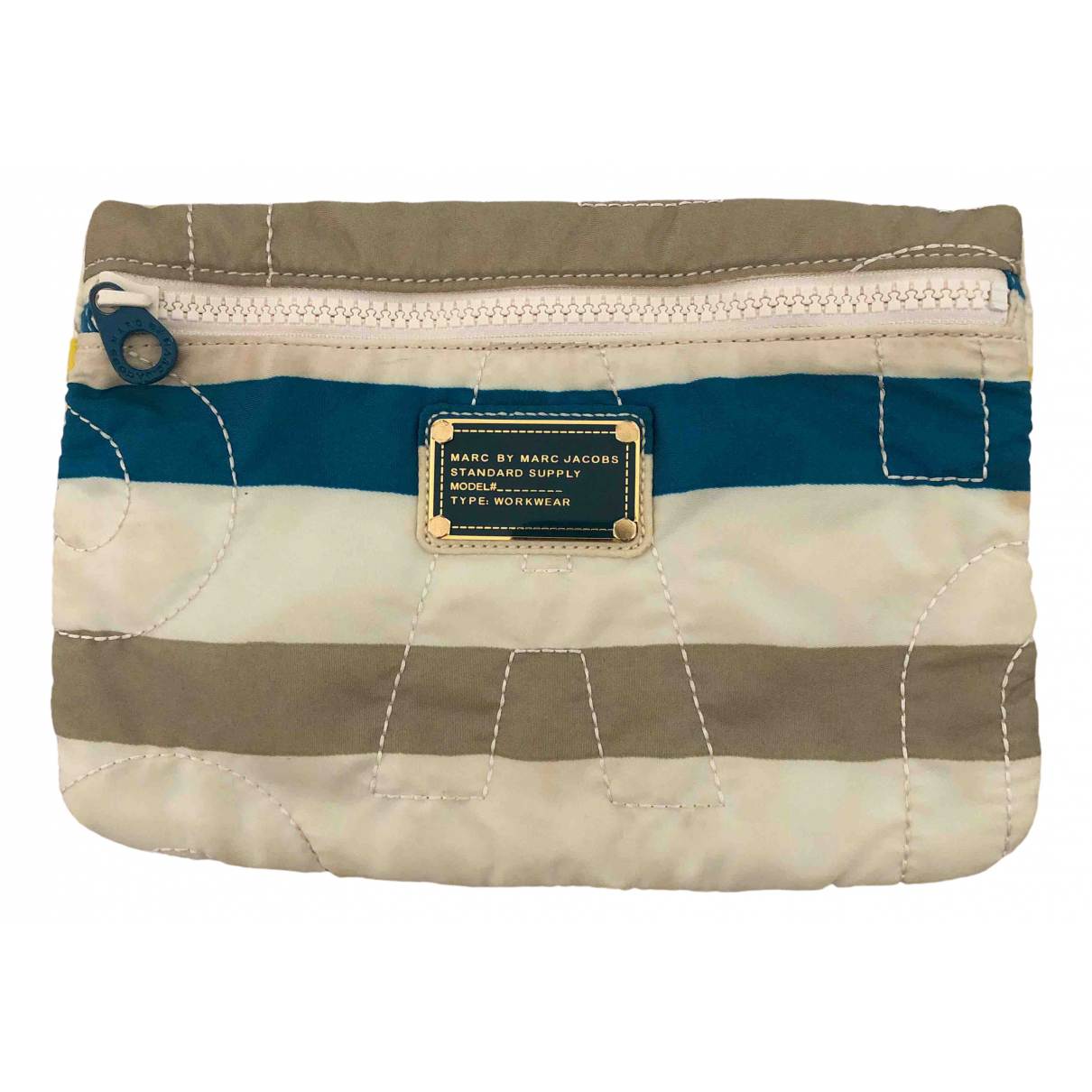 Marc By Marc Jacobs \N Clutch in  Bunt Synthetik