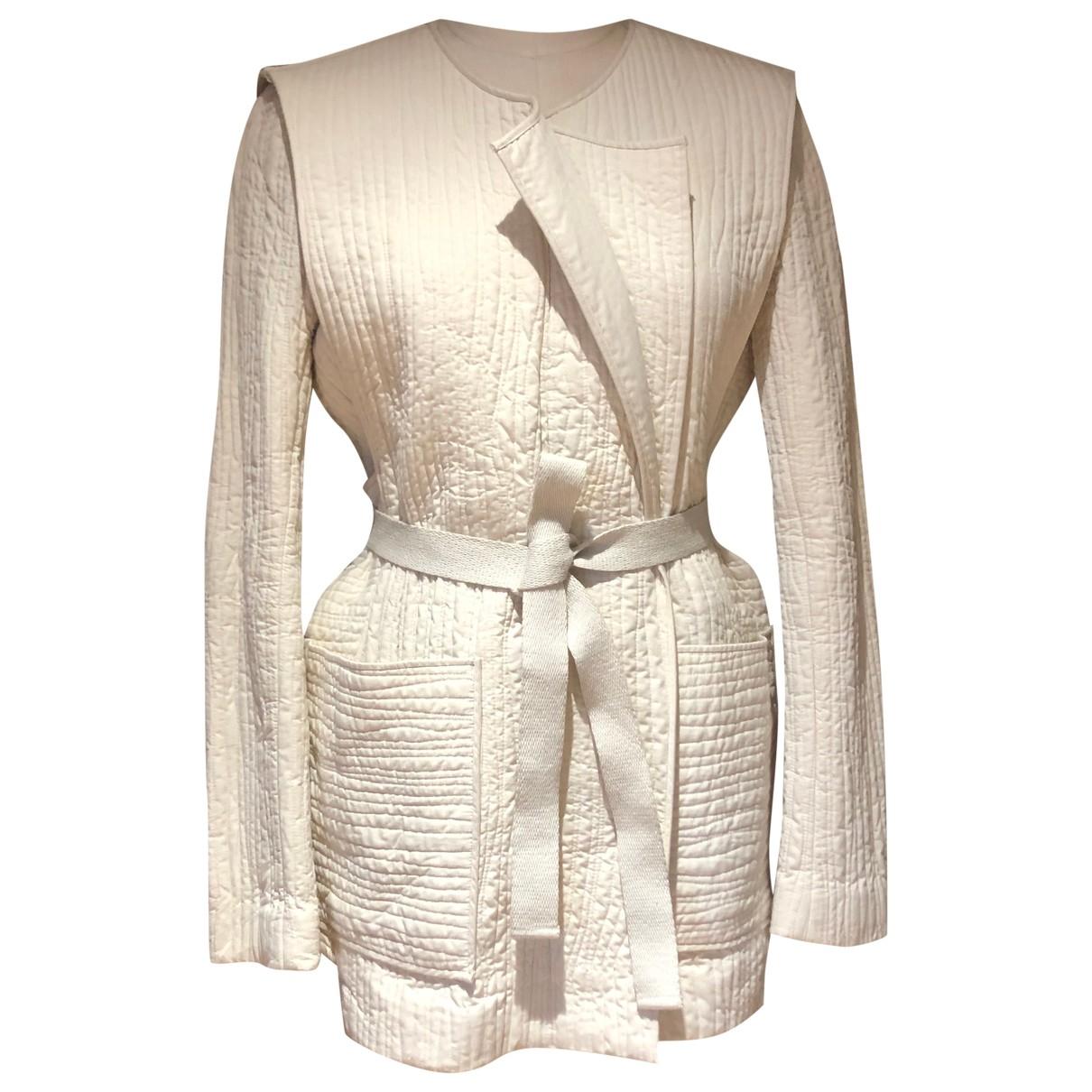 Isabel Marant \N Beige Cotton jacket for Women 38 FR