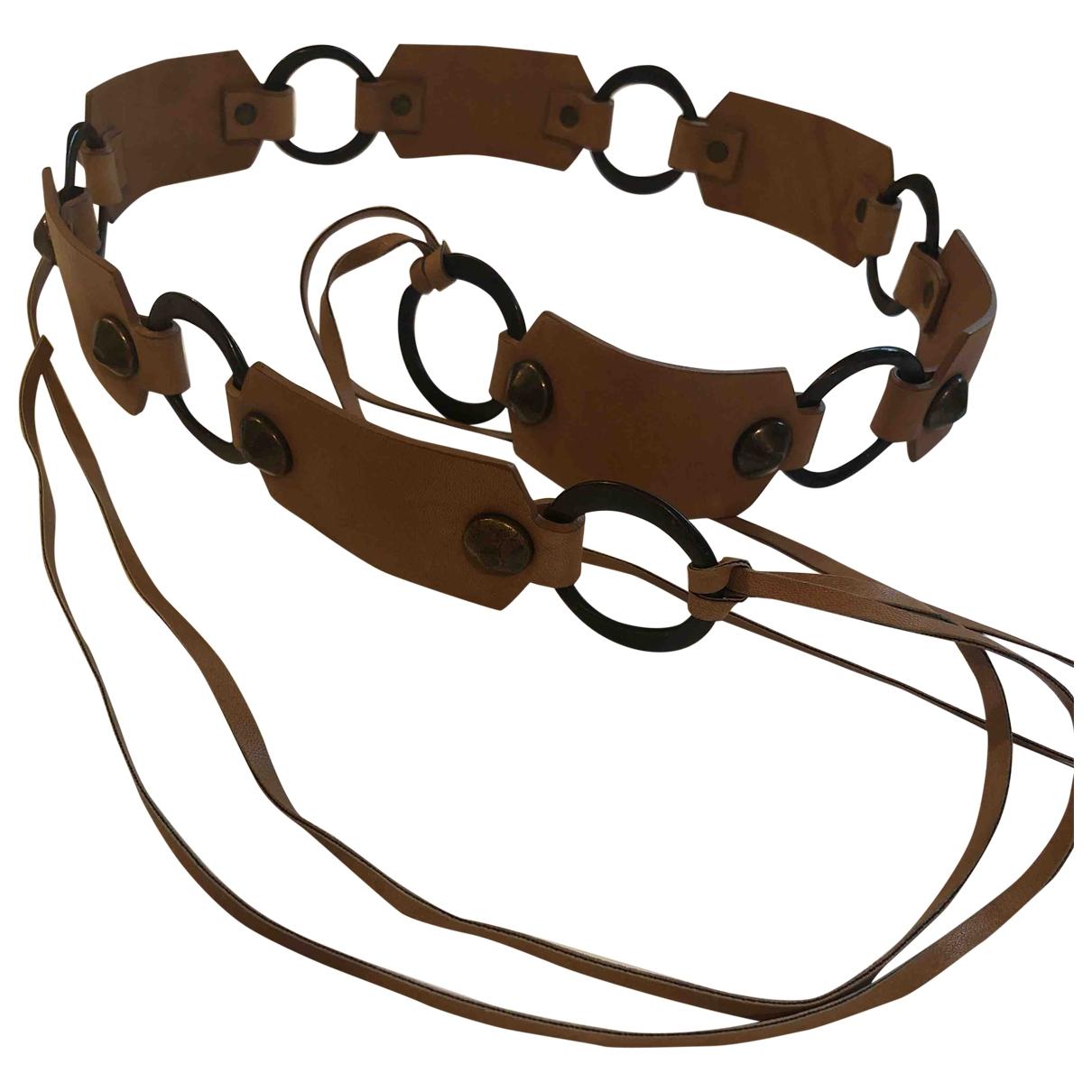 Cinturon de Cuero Marni