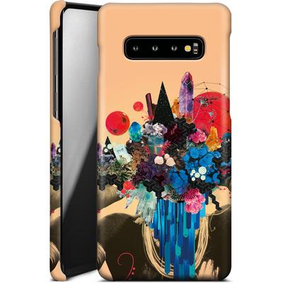 Samsung Galaxy S10 Plus Smartphone Huelle - Shadows Took Shape von Victoria Topping
