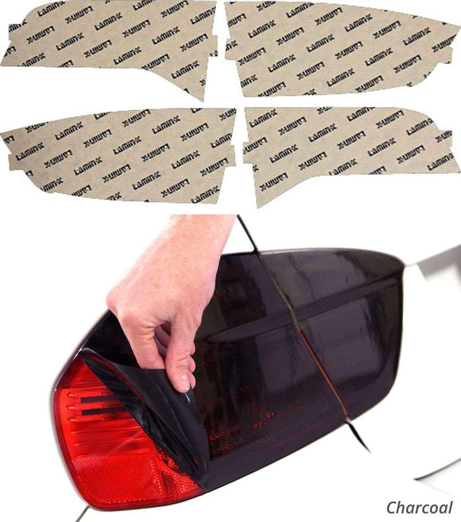 Acura RDX 07-12 Charcoal Tail Light Covers Lamin-X AC212C