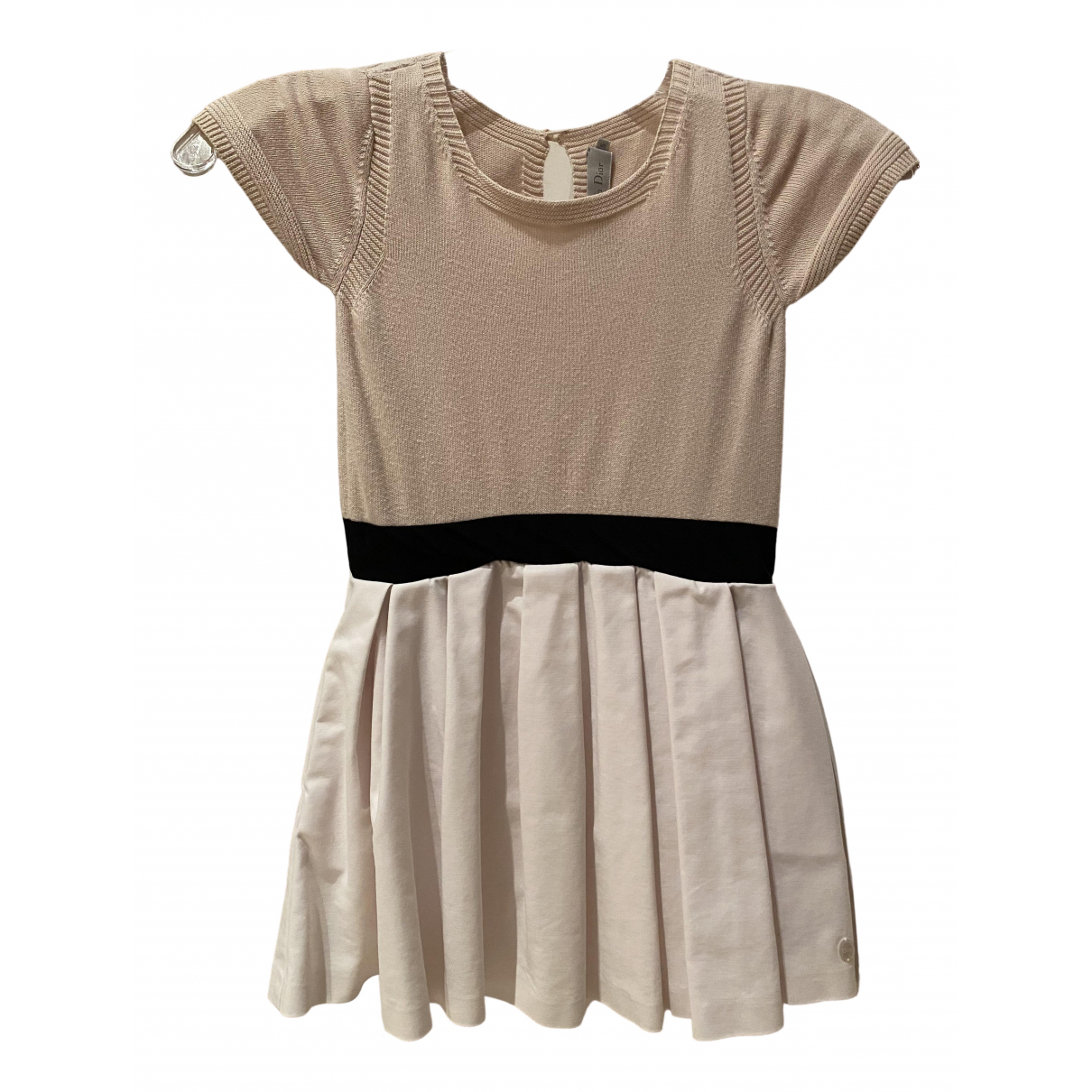 Dior \N Beige Cotton dress for Kids 5 years - up to 108cm FR