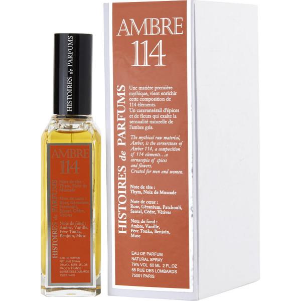 Ambre 114 - Histoires De Parfums Eau de parfum 60 ml