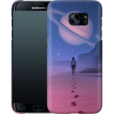 Samsung Galaxy S7 Edge Smartphone Huelle - Glimpse of a Dream Wide von Enkel Dika