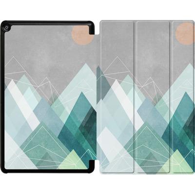 Amazon Fire HD 10 (2017) Tablet Smart Case - Graphic 107 X von Mareike Bohmer