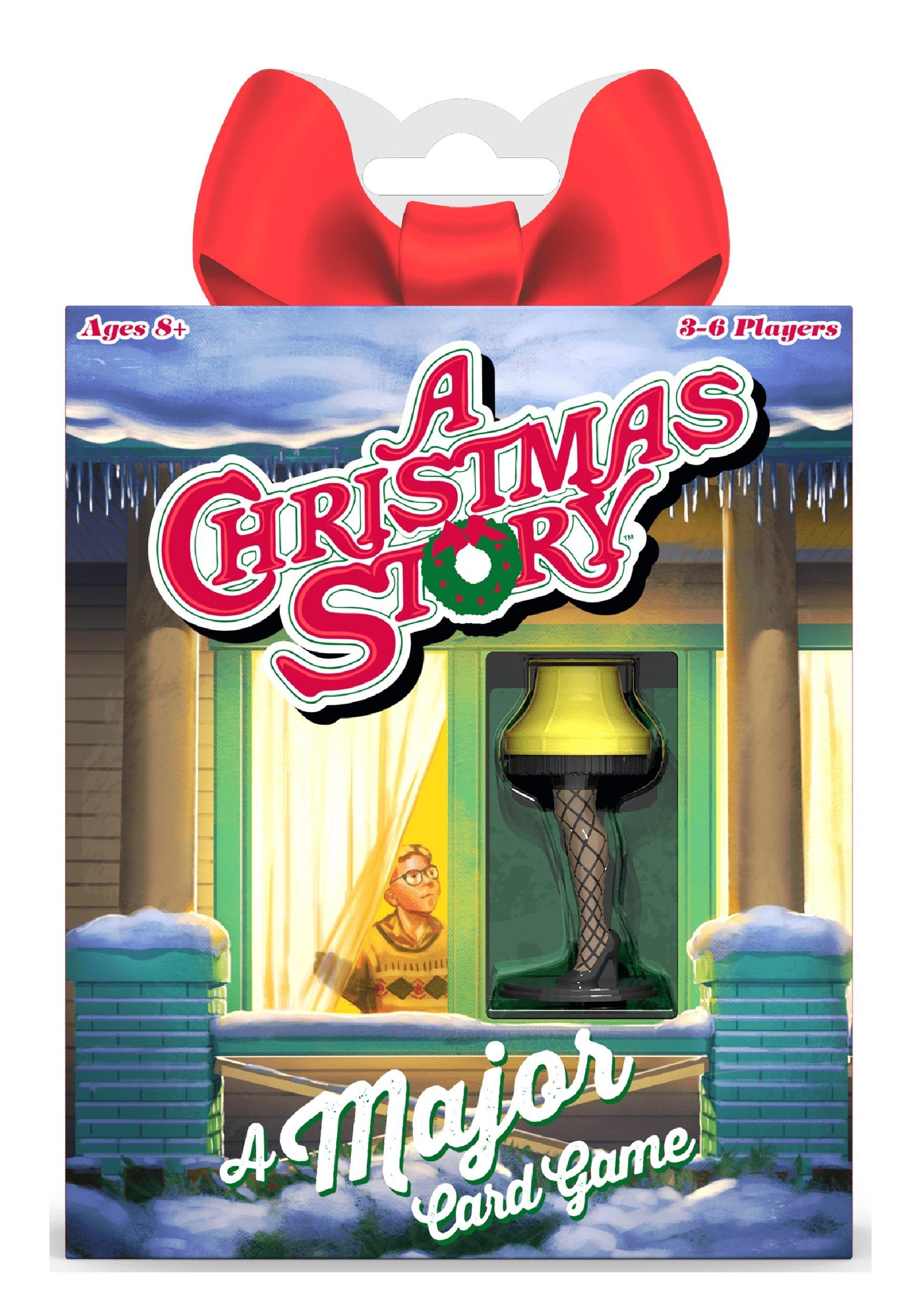 Signature Games: A Major Card Game - A Christmas Story: