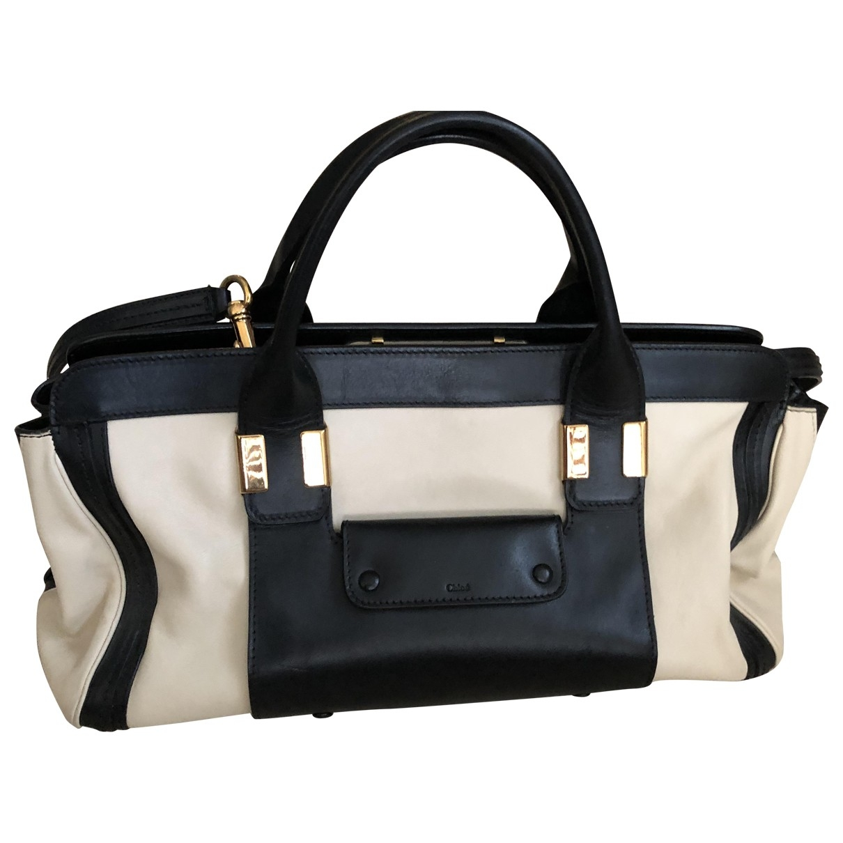 Chloé Alice Multicolour Leather handbag for Women \N