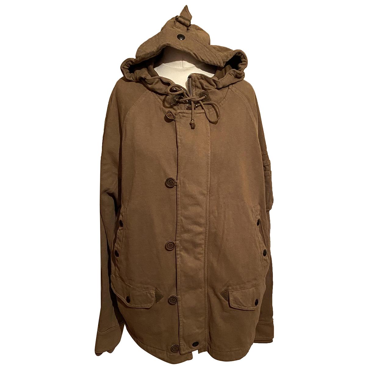 Polo Ralph Lauren - Vestes.Blousons   pour homme en coton - camel